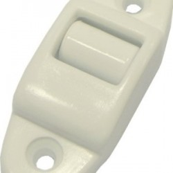 Guide belt rolls white