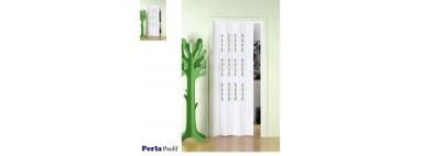 Πτυσόμενες Πόρτες PVC